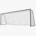 soccer goal 3D models
