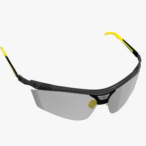 3ds rudi glasses speed skating