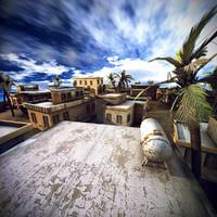 arabic environment games 3d
