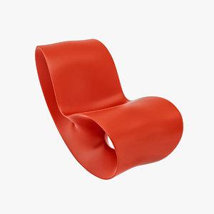 max voido rocking chair