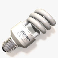 CFL Compact Fluorescent LightBulb