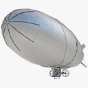 zeppelin 3D models