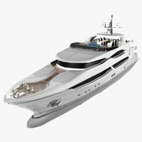 Columbus 155 Luxury Yacht