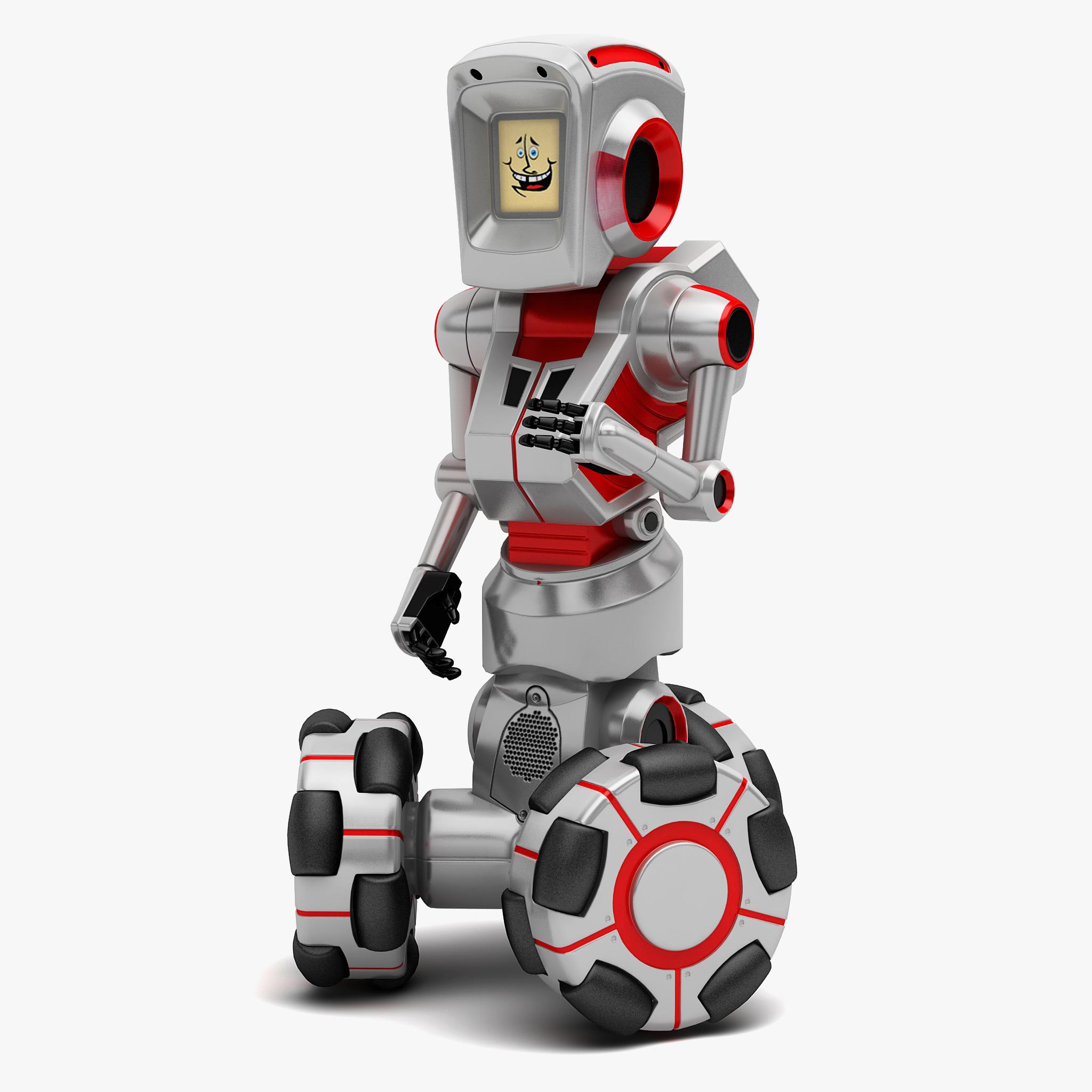 3d Irobot Robot