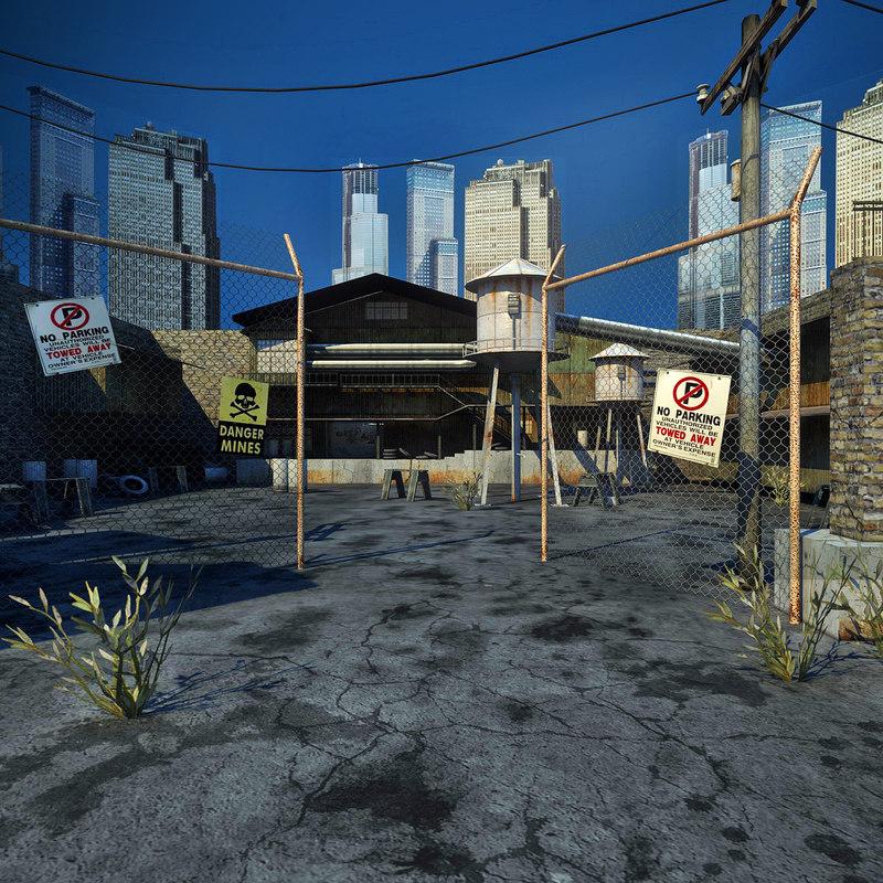 max urban environment