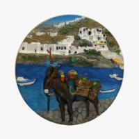 corfu greece magnet souvenir max