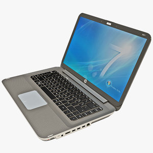 3ds hp envy laptop