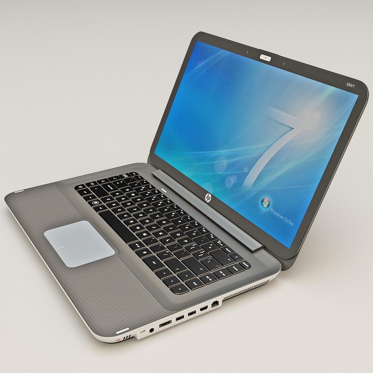 3ds hp envy laptop