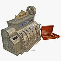 max old cash register