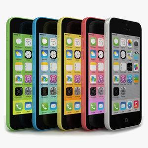 apple iphone 5c colors max