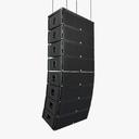 speaker system 3D models