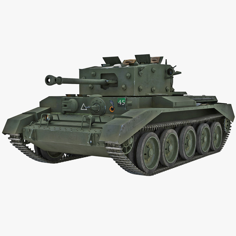 max britain cruiser ww tank