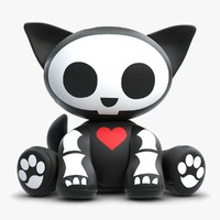 Skelanimal Kit Cat Toy