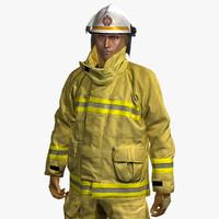 Fireman Fire & Rescue