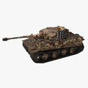 Heavy tank 3D models