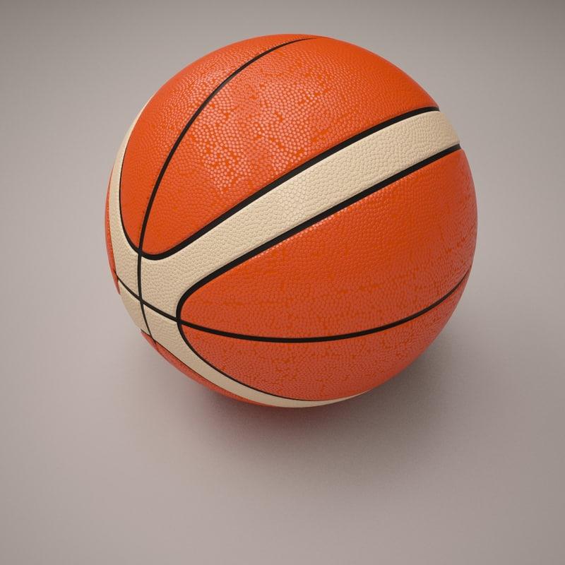 3d 3ds molten ball