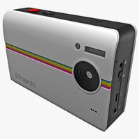 Digital Print Camera Polaroid Z230 White