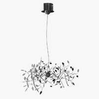 max modern design chandelier light bulbs