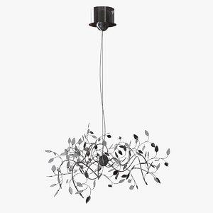 max modern design chandelier light bulbs