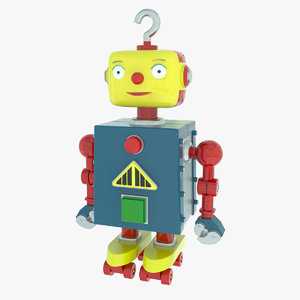 max toy robot