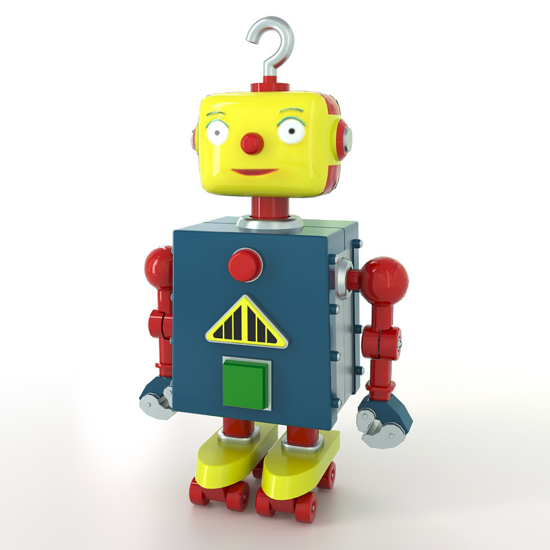 max toy robot