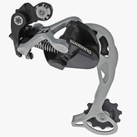 Bicycle Rear Shifter Shimano Deore XT RD M772