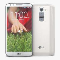 3d lg g2 white
