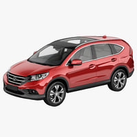 honda cr-v 2013 3ds
