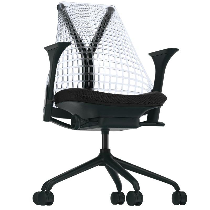 herman miller sayl 3d max - Sayl Chair