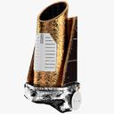 satellite telescope 3D models
