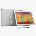 Samsung Galaxy Note 10.1 3D models