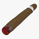 cigar 3D models