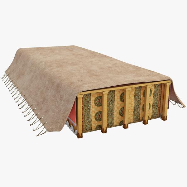 tabernacle c4d