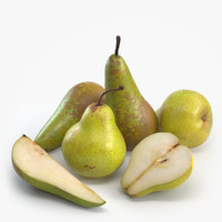 Packham and Conference Pears