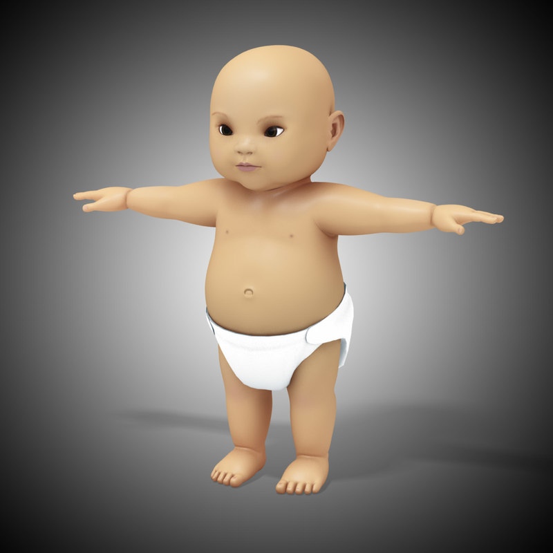 asian baby x