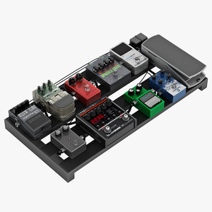 guitar pedalboard max