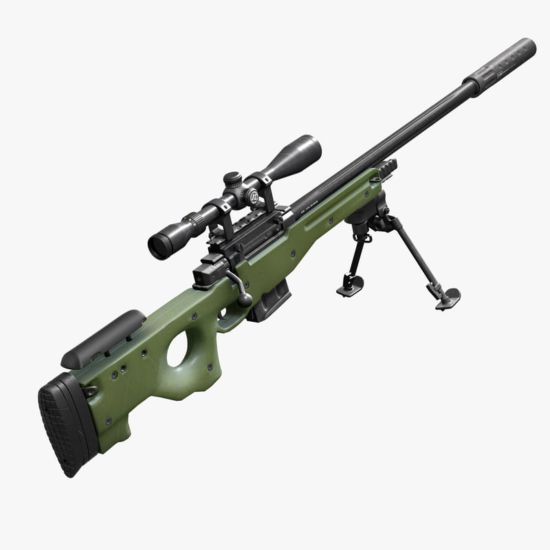 3d accuracy international rifle scope