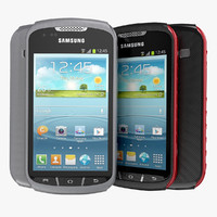 3ds max samsung s7710 galaxy xcover
