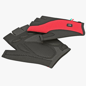 max gloves marchi red