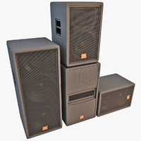 Concert Speakers Collection JBL
