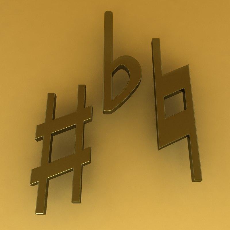 max al symbol alteration