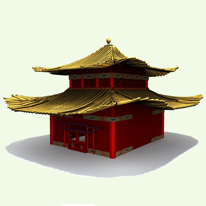 x ming dynasty house