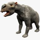 Diprotodon 3D models