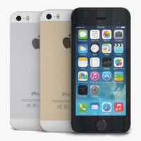 3ds apple iphone 5s black