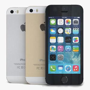 3ds apple iphone 5s black
