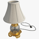 Table Lamp 3D models