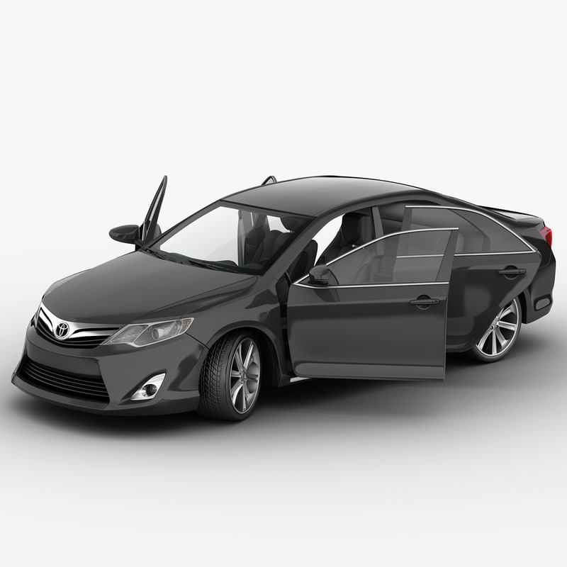 max toyota camry 2012 rigged car