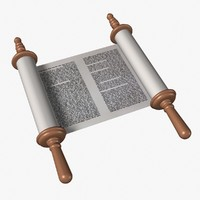 lwo torah scroll