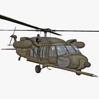 MH-60 Black Hawk