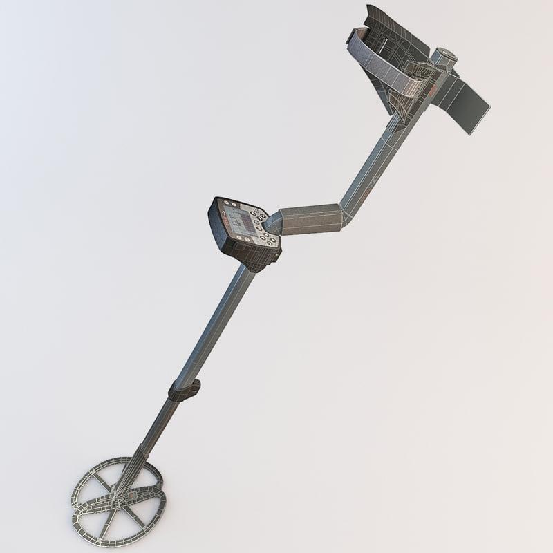 Metal Detector Minelab Etrac